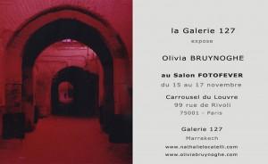 Olivia Bruynoghe à FOTOFEVER Paris